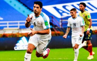Uruguay logró su segunda victoria en las eliminatorias sudamericanas en su fecha 3