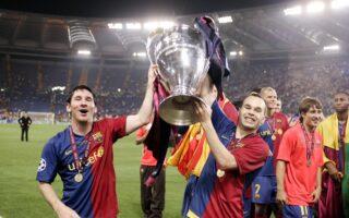 Sextete del FC Barcelona