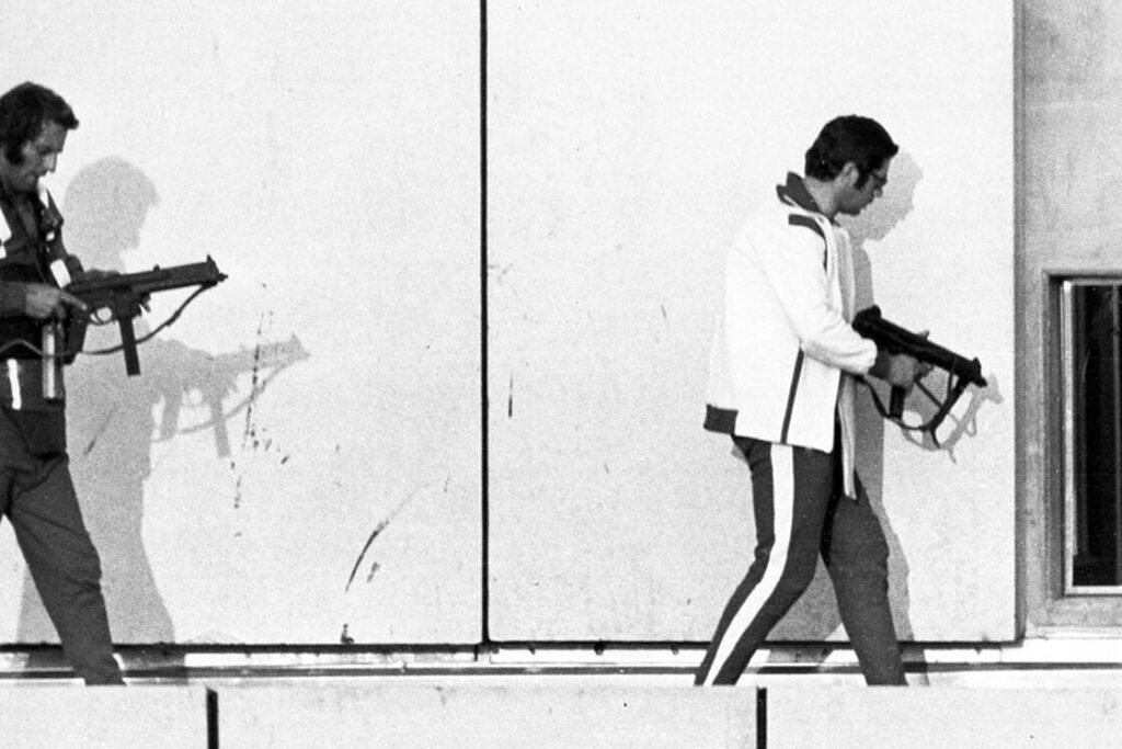 Masacre de Múnich 1972