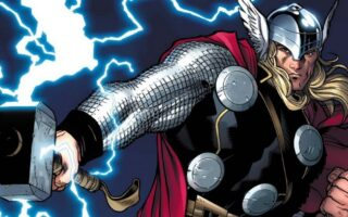10 personajes que han levantador el mjölnir