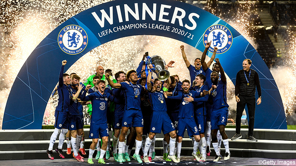 UEFA Champions League 20/21