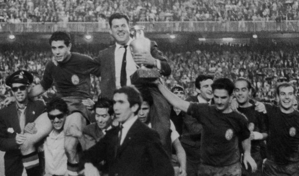 Eurocopa España 1964