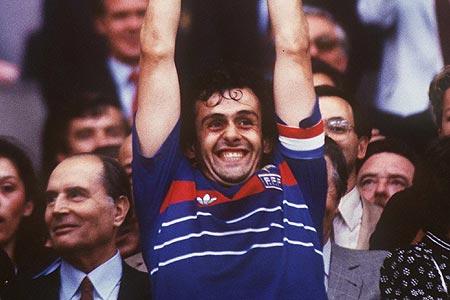 Eurocopa Francia 1984