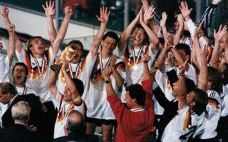 Copa Mundial Italia 1990