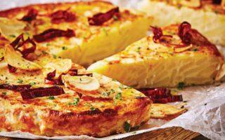 Cómo preparar tortilla española