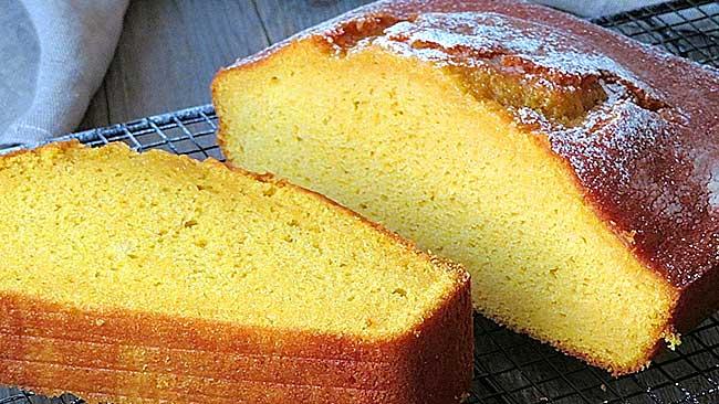 cómo preparar una torta de auyama