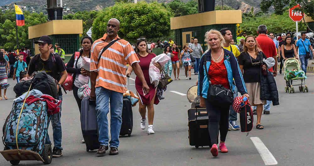 por qué migran los venezolanos